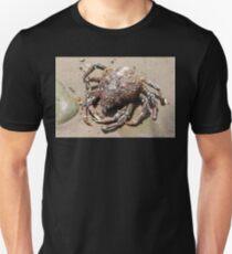 Crab Beach Unisex T-Shirt