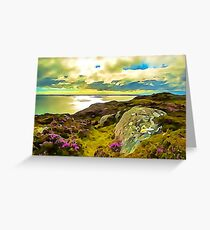 Scotland by the Sea Greeting Card