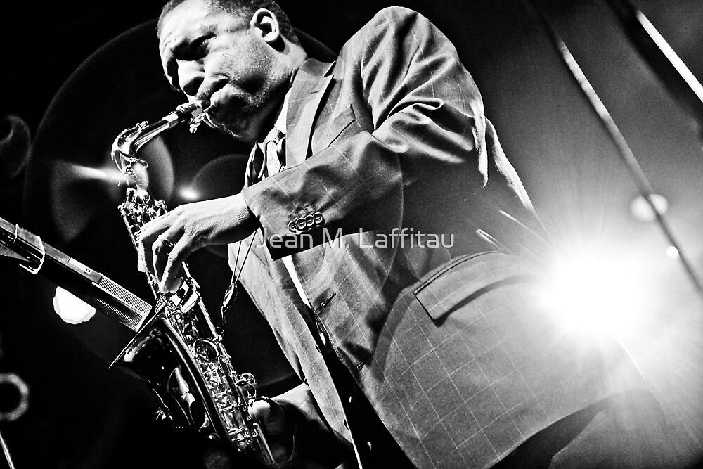 Jazz Messengers 04 by Jean M. Laffitau