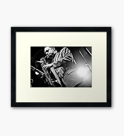 Jazz Messengers 04 Framed Print