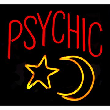 Psychic by karimala