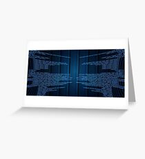 HTML Background Greeting Card