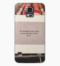 Damaged people Case/Skin for Samsung Galaxy