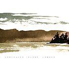 Cowichan Lake, Vancouver Island by victorsart