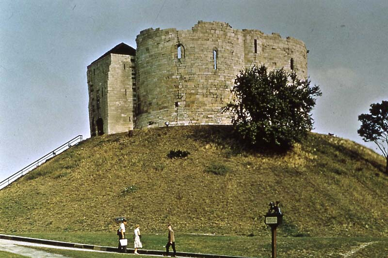Clifford's Tower by MayWebb