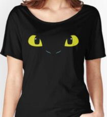 The Last Night Fury Women's Relaxed Fit T-Shirt