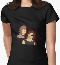 Stunt Snake Women's Fitted T-Shirt