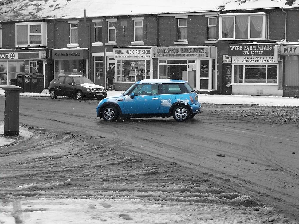 Cool Car by Paul Hill