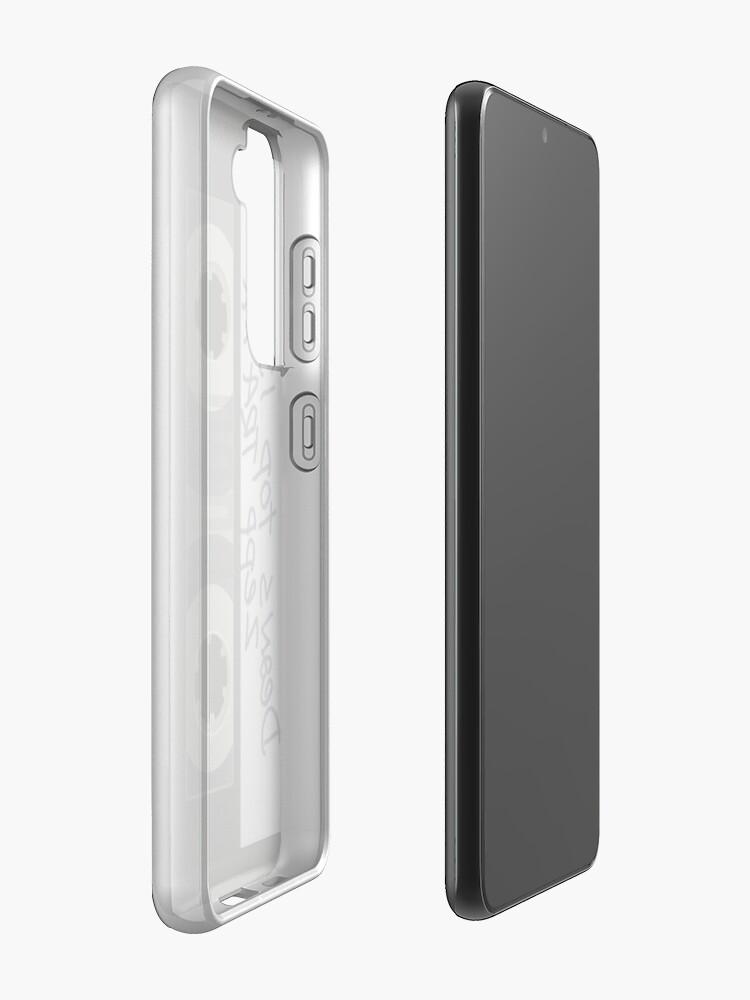 Alternate view of Dean's Top 13 Zepp Traxx Case & Skin for Samsung Galaxy