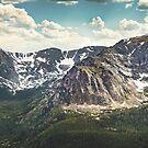 Colorado Rockies by David Zacek