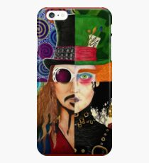 Johnny Depp Character Collage iPhone 6s Plus Case