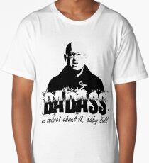 Nardole Badass Doctor Who Long T-Shirt