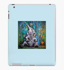 Baby Elephant Bathing iPad Case/Skin