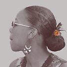 MODERN GIRL by Paul Quixote Alleyne