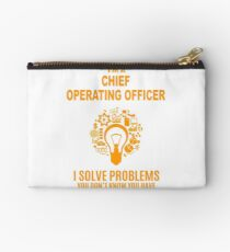 CHIEF OPERATING OFFICER Studio Pouch
