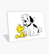 Snoopy and Woodstock - Peanuts Laptop Skin