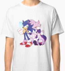 Back 2 Back  Classic T-Shirt