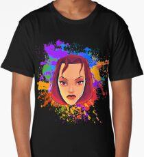Old-school Lara | Lara Croft, Tomb Raider  Long T-Shirt