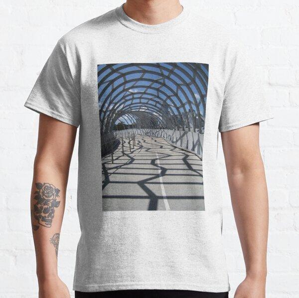 Webb Bridge, Melbourne Classic T-Shirt