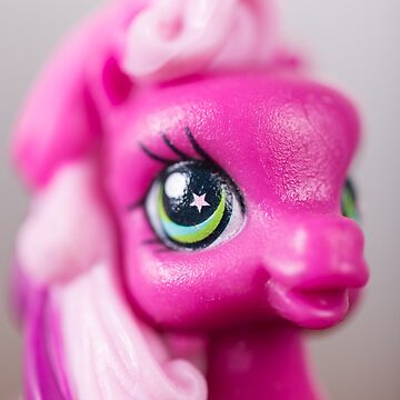 Stars In Her Eyes Pony Portrait by erbeining
