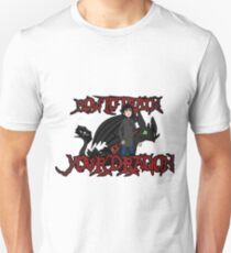 How to Djent your Dragon Unisex T-Shirt