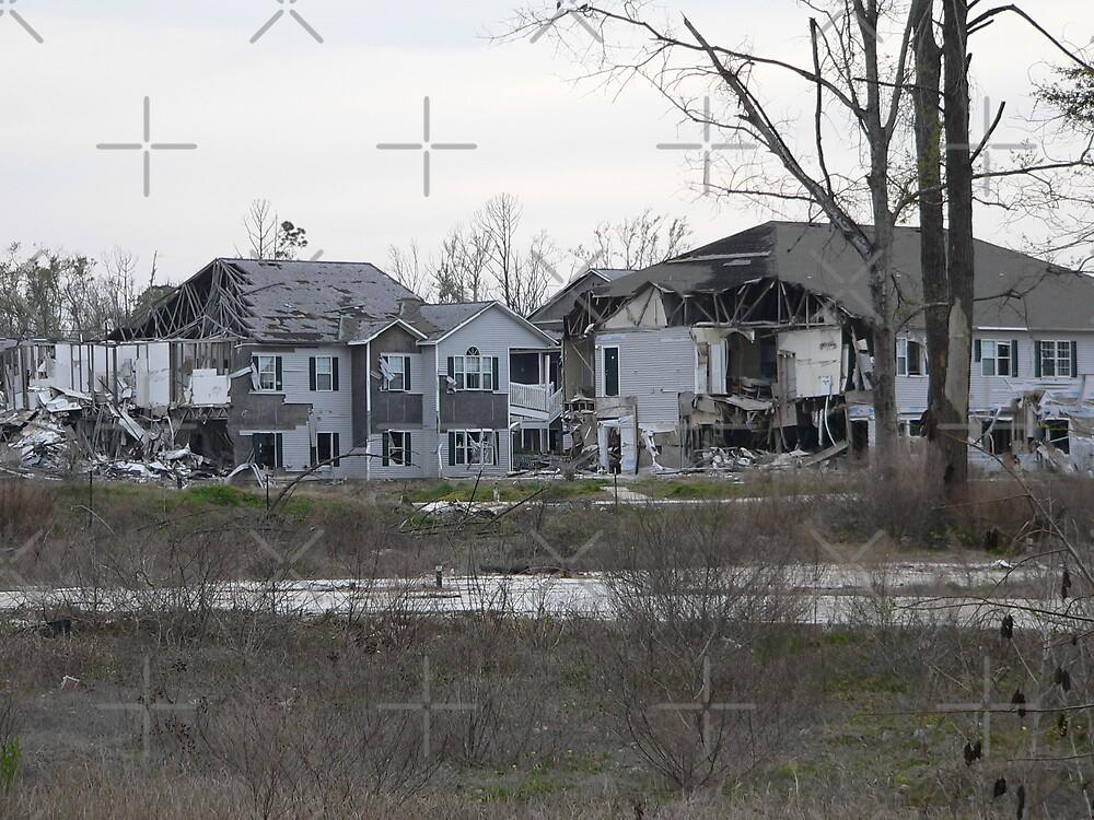Hurricane Katrina Damage # 2 by kevint