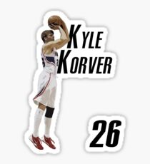 Kyle Korver - Shooting Specialist Sticker