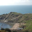 Lulworth Cove 4 by bubblebat