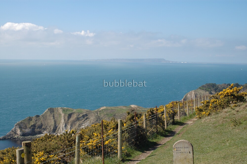 Lulworth Cove 6 by bubblebat
