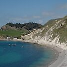 Lulworth Cove 9 by bubblebat