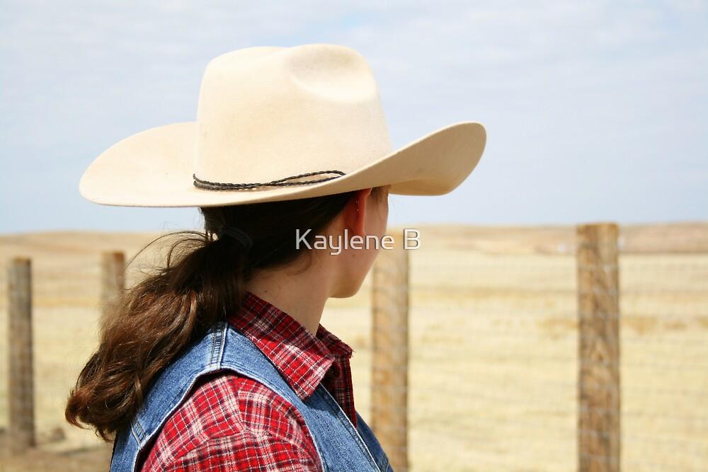 Cowgirl by Kaylene B