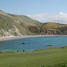 Lulworth Cove 11 by bubblebat