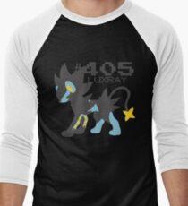 LUXRAY POKEMON Men's Baseball ¾ T-Shirt
