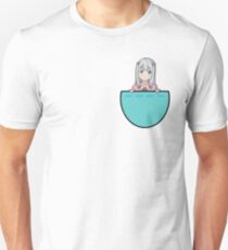 Sagiri pocket Unisex T-Shirt
