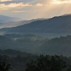 Light on the Smokies by dc witmer