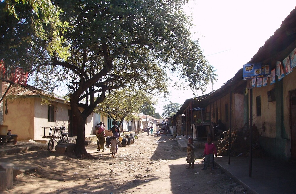 Living Streets of Mombasa by Squicky