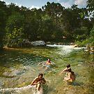 Family Creek by David Zacek