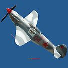 Plane & Simple - Yakovlev Yak-9 VH-YIX by muz2142