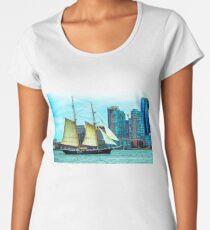 Hudson River Women's Premium T-Shirt