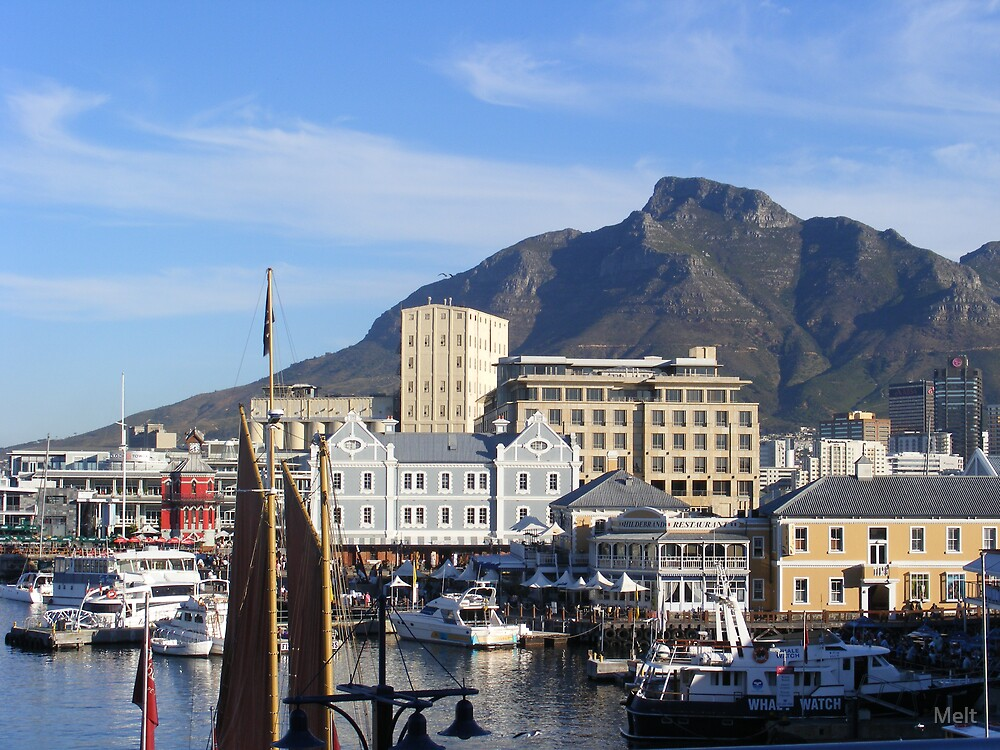 V&A Waterfront by Melt