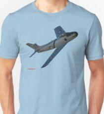 Plane & Simple - CAC Ca-27 Sabre VH-IPN (A94-983) T-Shirt