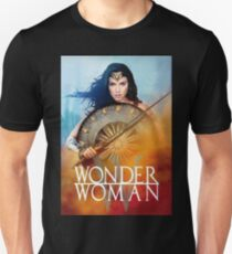 Super Woman Gal Gadot Unisex T-Shirt
