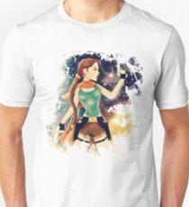 Last Revelation | Lara Croft, Tomb Raider Unisex T-Shirt