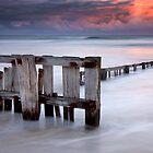 0702 Raafs Beach 4 - Ocean Grove by Hans Kawitzki