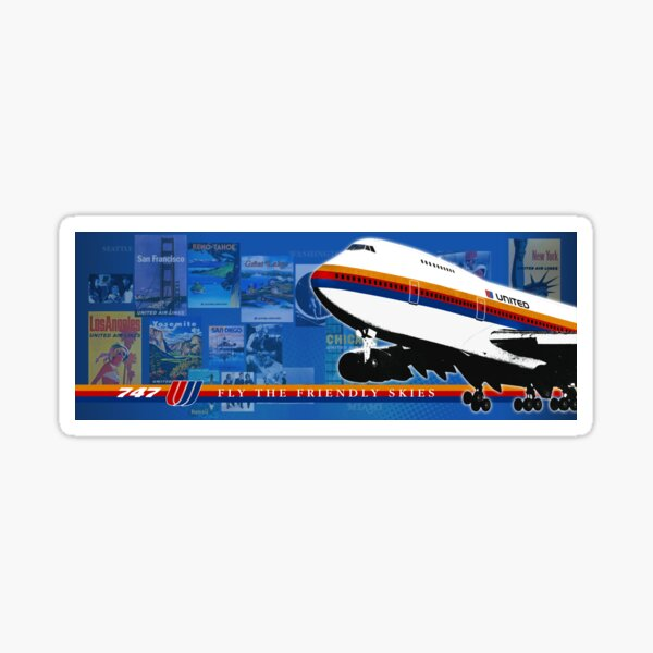 Official WEST JET Airlines Airways Souvenir Sticker