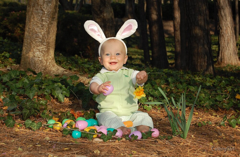 Happy Easter by CeleryGirl