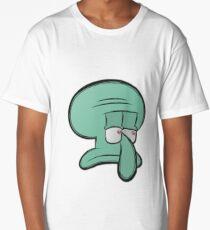 Squidward Long T-Shirt