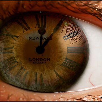 Keeping An Eye On Time by IanFoss