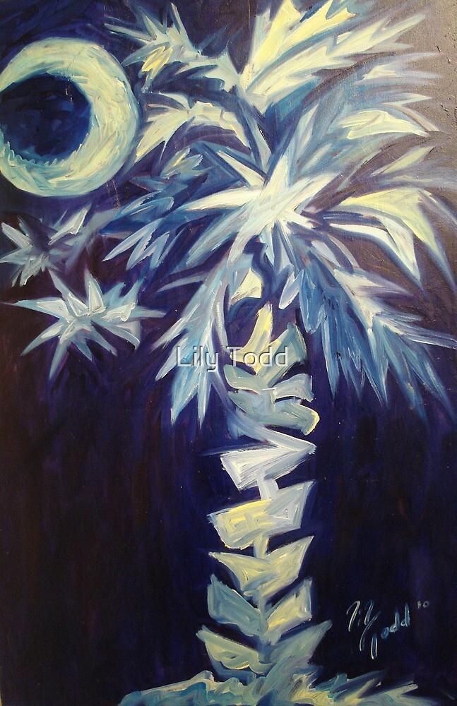 Blue Carolina by Lily Todd