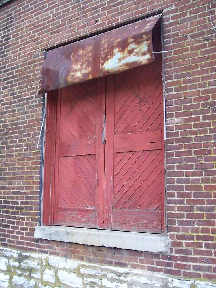 Red Door by Rebecca Ogden